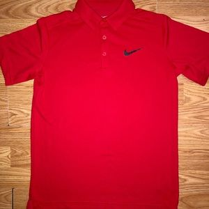 Nike Boys Large polo